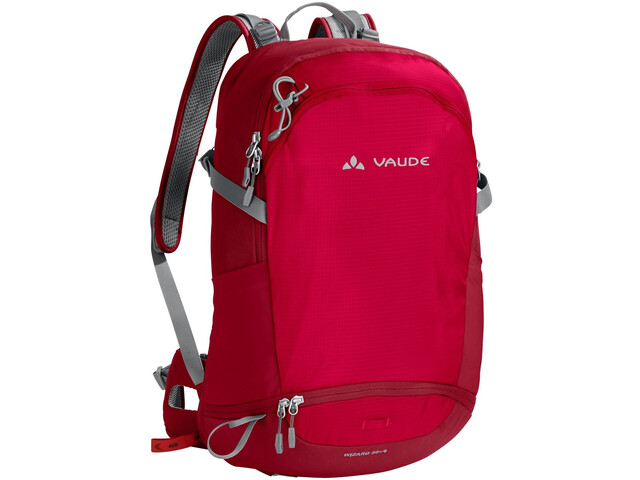 VAUDE Wizard 30+4 Backpack indian red